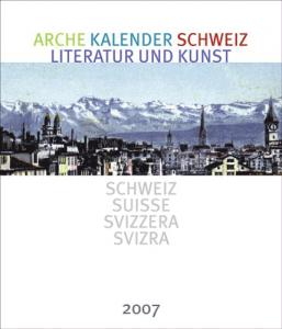 Cover Arche Kalender Schweiz