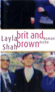 Cover Layla Shah brit and brown