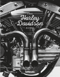 Cover The Harley Davidson Book