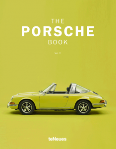Cover The Porsche Book Vol. 2