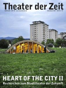 Cover Theater der Zeit Arbeitsbuch 26