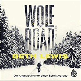 Cover CD Beth Lewis Wolf Road
