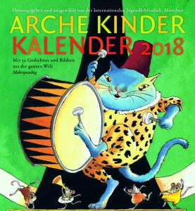Cover Arche Kinder Kalender 2018