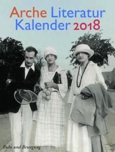 Cover Arche Literatur Kalender 2018