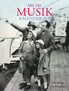 Cover Arche Musik Kalender 2018