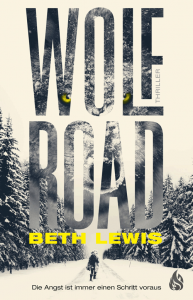 Cover Buch Lewis Wolf Road