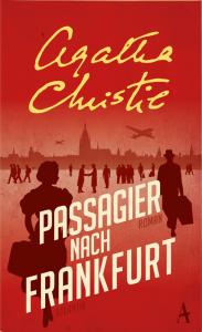 Cover Agatha Christie Passagier nach Frankfurt