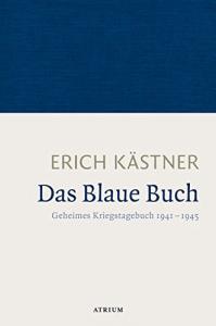 Cover Erich Kästner Das Blaue Buch