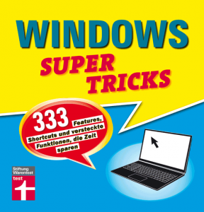 Cover Windows Super Tricks