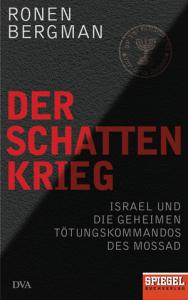 Cover Bergman Der Schattenkrieg