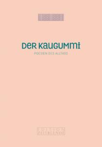 Cover Poesien des Alltags Kaugummi