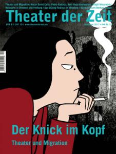 Cover Theater der Zeit Dezember