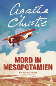 Cover Agatha Christie Mord in Mesopotamien