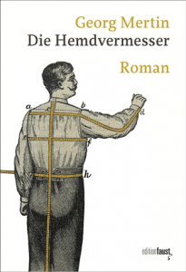 Cover Georg Mertin Die Handvermesser