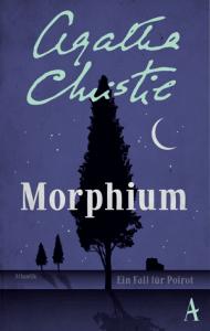 Cover Agatha Christie Morphium