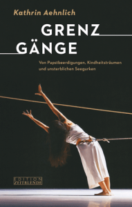 Cover Kathrin Aehnlich Grenzgänge