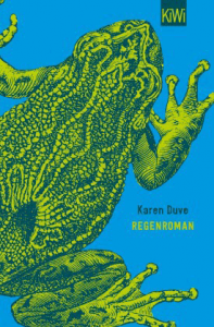 Cover Karen Duve Regenroman