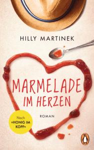 Cover Hilly Martinek Marmelade im Herzen