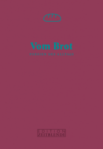 Cover Vom Brot