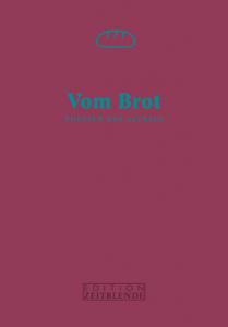 Cover Vom Brot