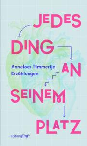 Cover Anneloes Timmerije Jedes Ding an seinem Platz
