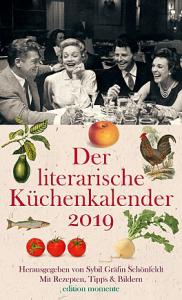 Cover Der literarische Küchenkalender 2019