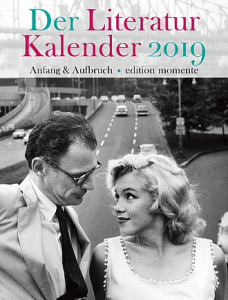 Der Literatur Kalender 2019