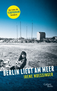 Cover Irene Moessinger Berlin liegt am Meer