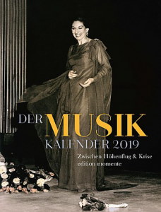 Cover Der Musik Kalender 2019