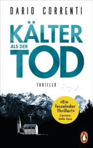 Cover Dario Correnti Kälter als der Tod