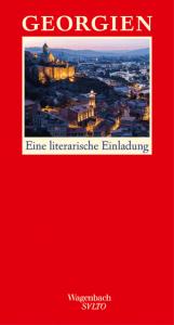 Cover Georgien Eine literarische Einladung