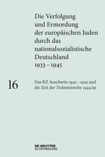 Cover Edition Judenverfolgung, Band 16