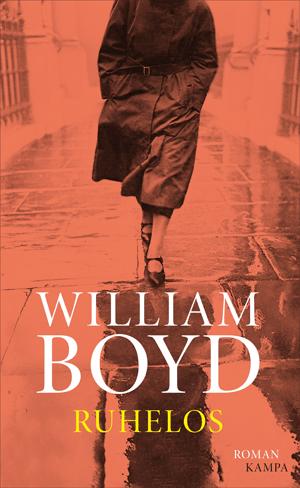 Cover William Boyd Ruhelos