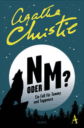 Cover Agatha Christie N oder M?
