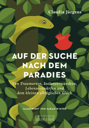Cover Claudia Jürgens Das Paradies