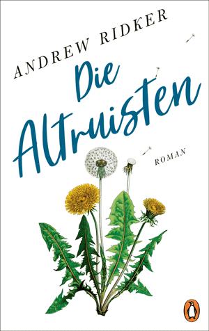 Cover Andrew Ridker Die Altruisten