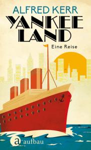 Cover Alfred Kerr Yankeeland