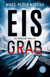 Cover Mads Peder Nordbo Eisgrab