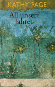Cover Kathy Page All unsere Jahre