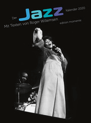 Cover Jazz Kalender 2020