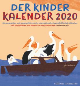 Cover Der Kinder Kalender 2020
