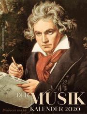 Cover Der Musik Kalender 2020