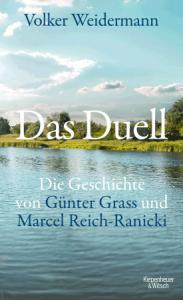 Cover Volker Weidermann Das Duell