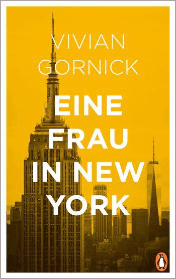 Cover Gornick Eine Frau in New York