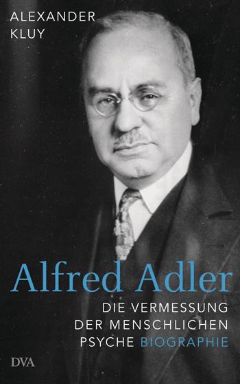 Cover Kluy Alfred Adler