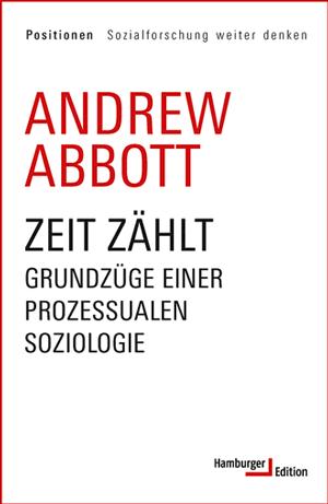 Cover Andrew Abbott, Zeit zählt