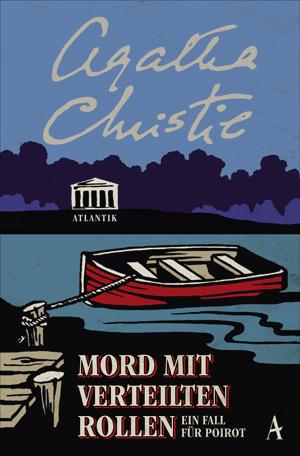 Cover Agatha Christie, Mord mit verteilten Rollen