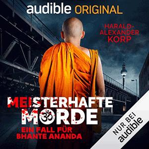 Cover Harald-Alexander Korp, Meisterhafte Morde