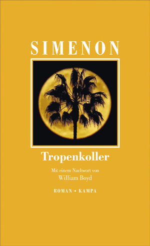 Cover Simenon, Tropenkoller