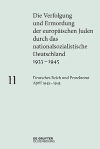 Cover Die Verfolgung und Ermordung der europäischen Juden 11